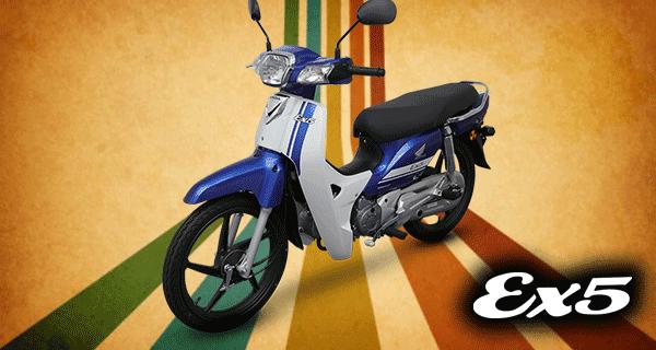 Honda-EX5-2020