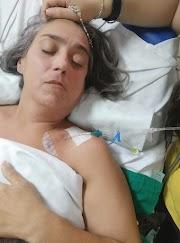 Professora Nalva Araújo precisa passar por cirurgia urgente. Estado do Maranhão está descumprindo liminar.