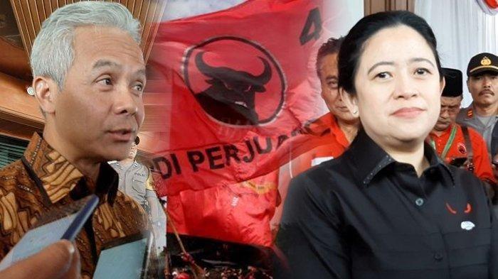Hasil Survei Ungkap Pemilih Banyak 'Tendang' Puan Ketimbang Ganjar, Trah Soekarno Omong Kosong?