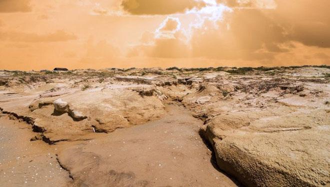 Bilakah bumi mula mengalami cuaca panas?