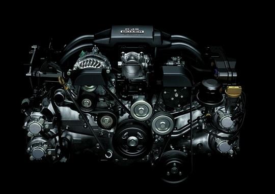 Spesifikasi Mesin Toyota FT 86 2017 di Indonesia