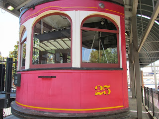 fort worth railroad car number 25