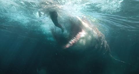 Recenzja filmu tak trochę inaczej: The Meg