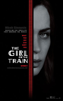 Sinopsis Film The Girl on the Train 2016