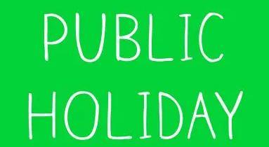 Govt declares Monday, Nov 18 public holiday