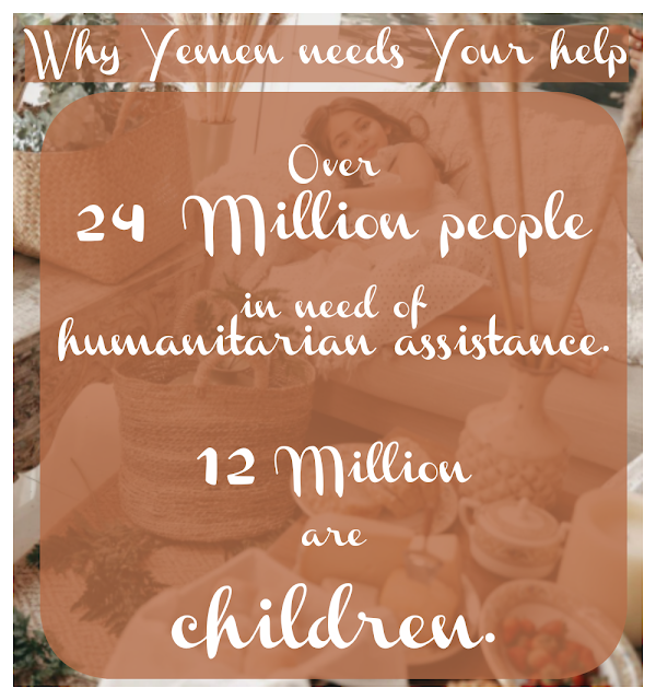 Why Yemen  needs your help