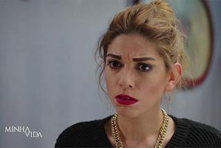 Efsun vai até o apartamento de Ismail e descobre que Bahar está lá.