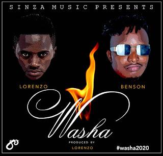 Audio | Lorenzo Feat. Benson - Washa | Download Mp3