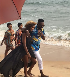Adekunle and Simi never forget