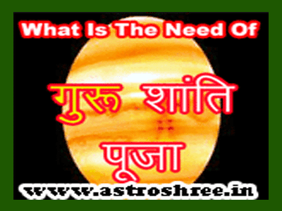 Guru Shanti pooja and remedies of Guru or Jupiter by astrologer in india.