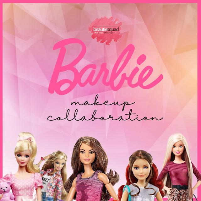 Barbie Make Up Look Collaboration Yosa Irfiana