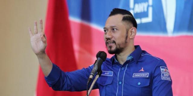 AHY Yakin Jokowi Tidak Perintahkan Moeldoko Untuk Kudeta Demokrat