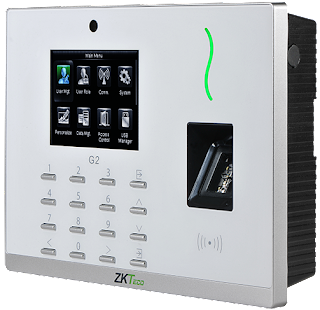 ZkTeco G2 biometric Time Attendance and Access Control Terminal