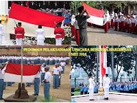 petunjuk  pelaksanaan upacara hardiknas 2016