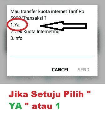 Cara Transfer Kuota Internet Im3 Indosat Kesesama Pengguna Indosat Cara Cek Sisa Paket