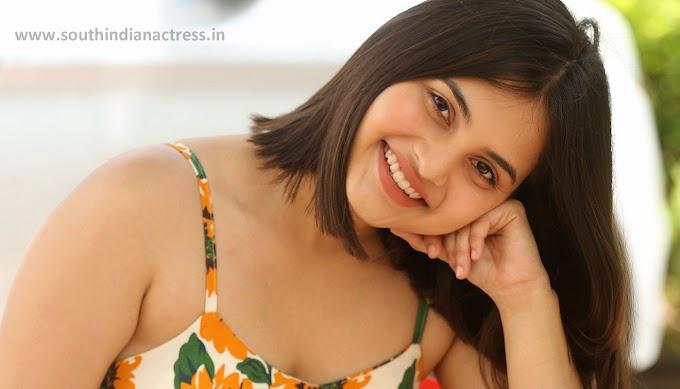 Actress Ramya Pasupuleti hot photos in short dress