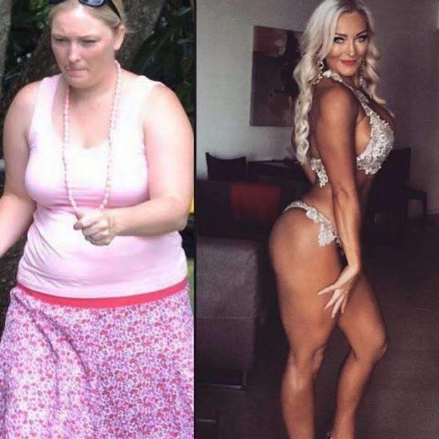 Esa mujer perdió 60 kg porque ha dejado este alimento.
