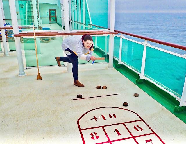 Best virtual cruise travel experiences P&O Azura