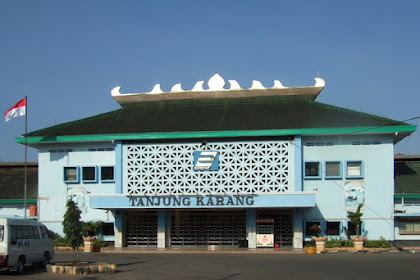 Info Lengkap Stasiun Tanjung Karang Lampung (Transportasi, Jadwal, DLL)