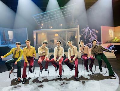 1,1 Triliun Diperoleh dari Album Baru BTS dalam Seminggu
