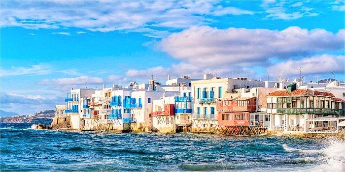 Offerta vacanze Mykonos Grecia Ferragosto 2017