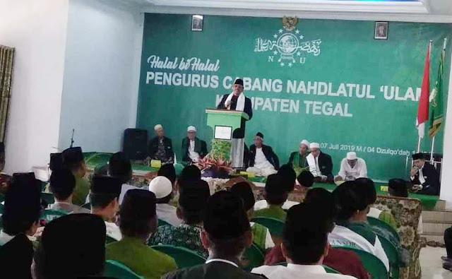 Kiai Manarul Hidayat: NU Kuat, NKRI Sulit Dihancurkan