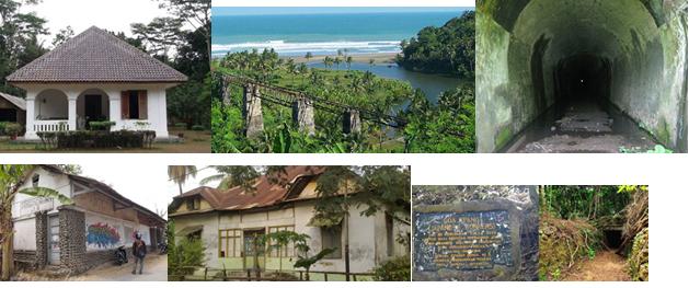 Inilah Bangunan Sisa Zaman Penjajah di Kabupaten Pangandaran