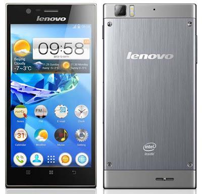 Spesifikasi Lenovo K900     Berbeda dengan Smartphone android kebanyakan yang memakai prosesor ARM, kali ini K900  menggunakan prosessor Intel Atom Z2580 Clover Trail yang berkecapatan dual core 2 GHz.  Prosessor tersebut diklaim lebih unggul dibanding dengan quad qore yang ada di Galaxy S4. Untuk urusan grafis, smartphone ini menggunakan GPU PowerVR SGX 544MP2 dan dilengkapi dengan RAM sebesar 2 GB. memori internal ponsel ini sebesar 16 GB dan dilengkapi slot microSD maksimal 32 GB.     Sistem Operasi Lenovo K900 ini memakai Android Jelly Bean 4.2.1. Untuk urusan multimedia, handphone ini dibekali kamera 13 MP dengan beberpa fitur seperti autofocus, LED flash Features Geo-tagging, touch focus, face detection. Untuk video call, smartphone ini juga terdapat kamera depan 2 MP.     Baterai smartphone memiliki daya 2500 mAh dan non removable yang artinya tidak bisa di copot seperti featured phone. Seperti yang dijelaskan diatas Harga Lenovo K900 ini sekitar Rp. 4.990.000. Sayang dengan harga tersebut,Seri ini hanya dibekali Bluetooth 2.0 dan tidak adanya teknologi NFC.  Kelebihan   Layar 5.5 inchi beresolusi full HD yang mendukung buat nonton video, Bahkan untuk teknologinya sudah menggunakan IPS LCD   Referensi  https://paketblackberry.com/harga-lenovo-k900-terbaru/