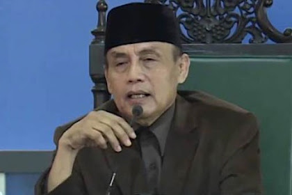 Anton Tabah: Khutbah Diawasi, Emang Indonesia Komunis?