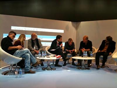 Guillermo Saccomanno auteur argentin présent au Salon du livre