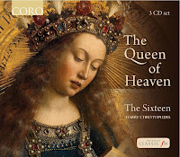 Queen of Heaven - The Sixteen, Harry Christophers, CORO16108