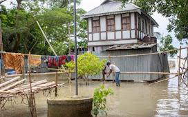 Caritas Bangladesh trợ giúp sau bão Amphan và lũ lụt