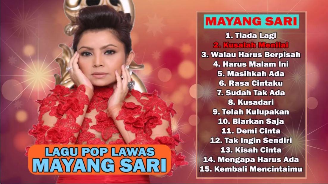 Download Kumpulan Lagu Mp3 Mayang Sari TERHITS Lengkap TERPOPULER