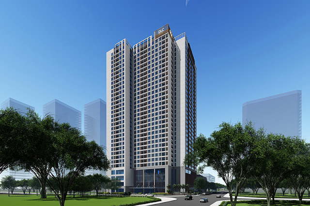 Phối cảnh tổng thể dự án Harmony Square Nguyễn Tuân