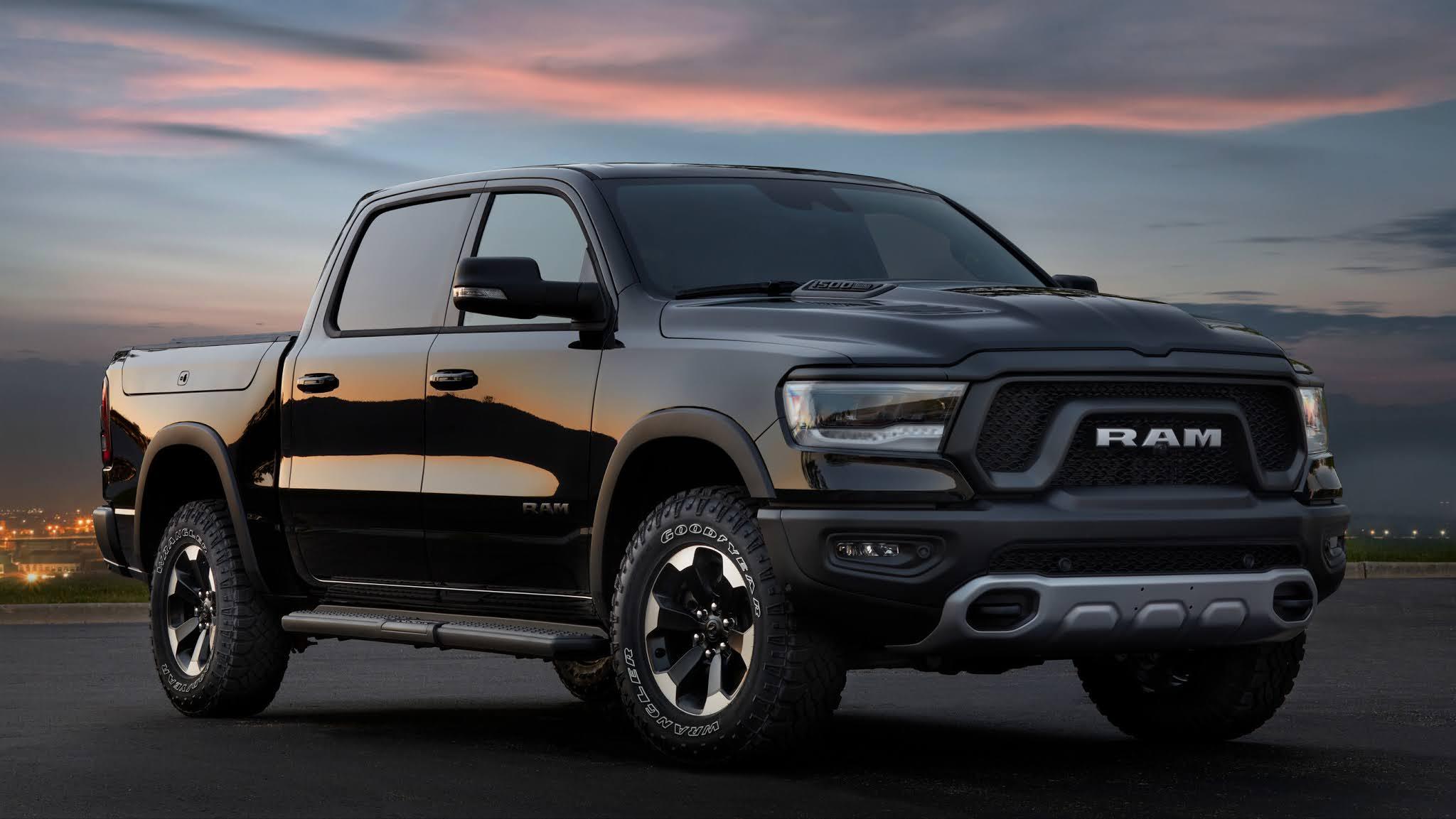 Ram 1500 Laramie G/T and Rebel G/T Highlight 2022 Ram Truck Lineup
