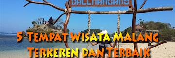 5 Tempat Wisata Keren Banget di Malang