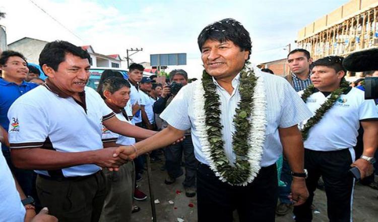 Tribunal Supremo confirman victoria oficial de Evo Morales, tras polémico conteo de votos en Bolivia