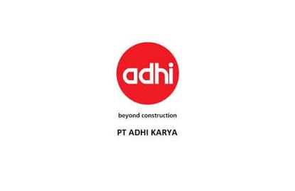 Lowongan BUMN PT ADHI KARYA (Persero) Tbk Tingkat SMA/K/Sederajat S1 Desember 2019