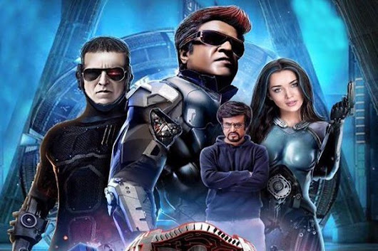 Robot 2 Movie Total Budget & Costs, Robot 2.0 will Hit or Flop?