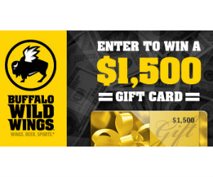 buffalo wild wings gift card promotion java john z s buffalo wild wings sweepstakes 2585