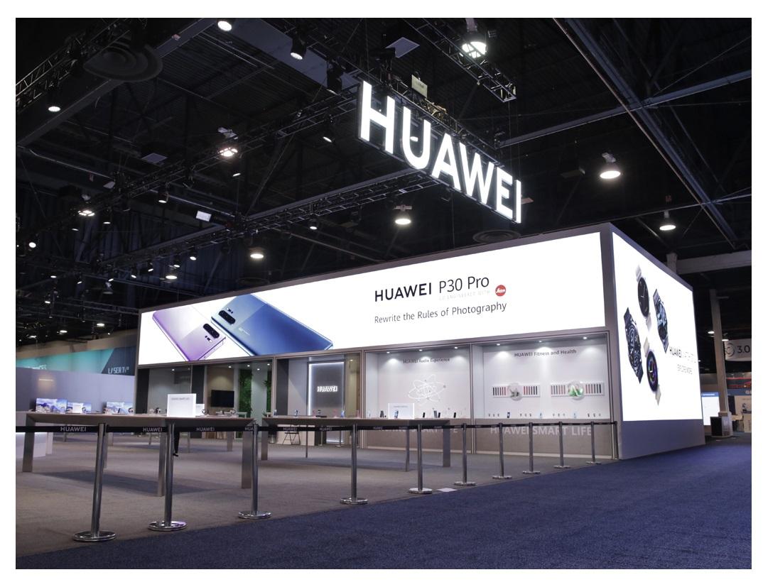 Huawei, reconocida como una de las compañías más innovadoras de 2020