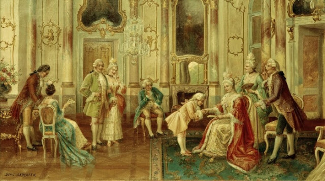 Mozart na Imperatriz