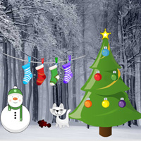 Games2rule Easy Christmas Forest