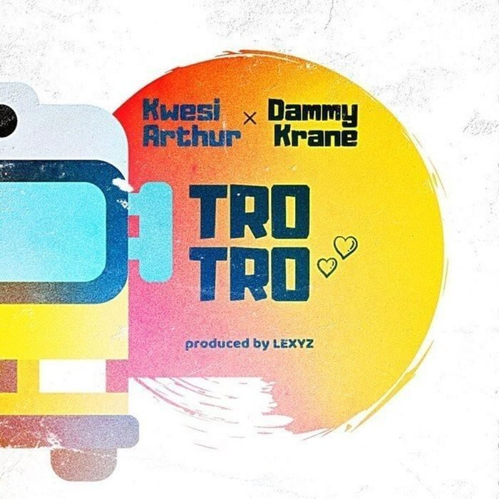 Download Music Mp3:- Trotro by Dammy Krane Ft  Kwesi Arthur