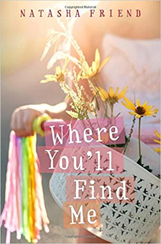 "Tween Book Group Reads ""Where You'll Find Me"" for September 14, 2017"