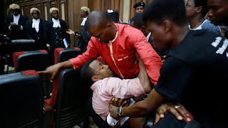 Why We Rearrested Omoyele Sowore....DSS