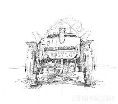 stefan's sketch blog: May 2011