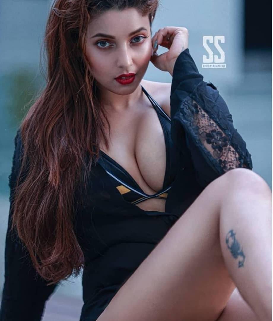 Prabha Ki Diary Latest Web Series Actress Pamela Mandal Instagram Pictures