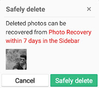 Safely Delete