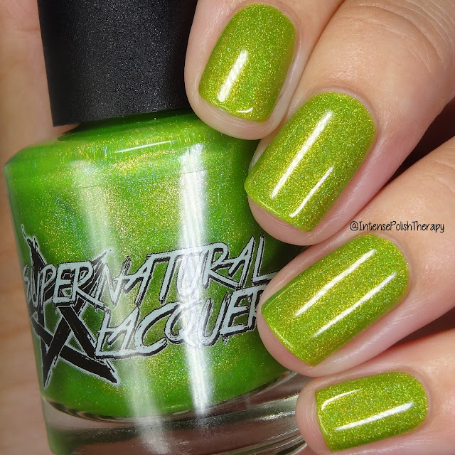 Supernatural Lacquer Squad Ghouls